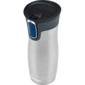 Contigo West Loop Isoleret krus 470 ml, sølv